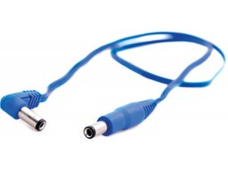 AC cable blue (2m5-2,5) 50 cms