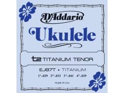 EJ87T Titanium Ukulele Tenor