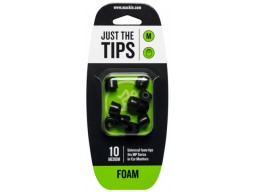 MP SERIES MEDIUM FOAM BLACK TIPS KIT
