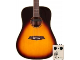 R3 (DZ) DREADNOUGHT ZEBRA 7 VS VINTAGE SUNBURST