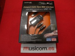 CAKEWALK ROLAND UM-1G USB MIDI INTERFACE