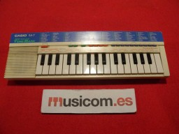 CASIO SA-7 100 SOUND TONE BANK