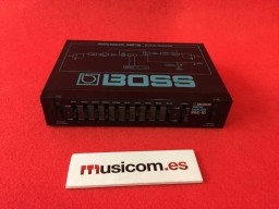 BOSS RGE 10 GRAPHIC EQUALIZER