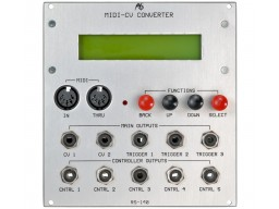 ANALOGUE SYSTEMS RS-140 MIDI-CV CONVERTER