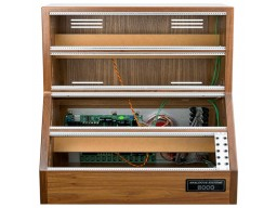ANALOGUE SYSTEMS  RS8500 WALNUT CABINET