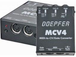 DOEPFER MCV4 MIDI-TO-CV-INTERFACE