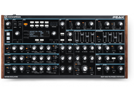 NOVATION PEAK EN STOCK!!!
