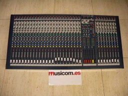 SOUNDCRAFT LX-7 II 32 MEZCLADOR