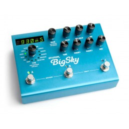 STRYMON BIG SKY - HALL REVERBS