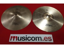 "ZILDJIAN 14"" AVEDIS HIT HAT"